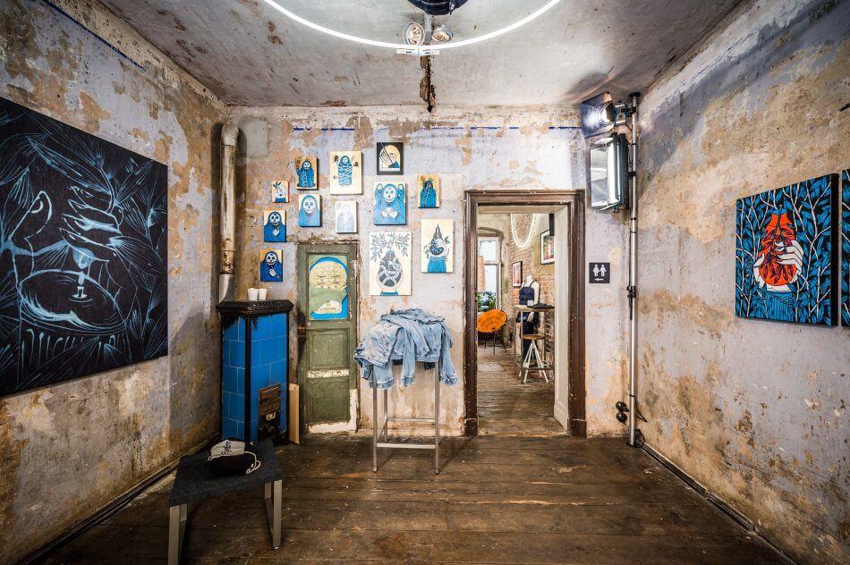 MUSTANG Street Art Lab, Seven Star Gallery Berlin